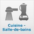 Cuisine - Salle-de-bains