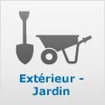 Extérieur - Jardin